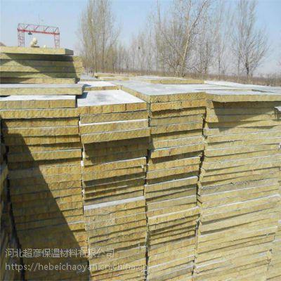 深州市 100kg矿质阻燃保温岩棉复合板 生产工艺