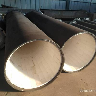 上海供应耐腐蚀三通厂家衬陶瓷耐磨弯头技术指导与应用