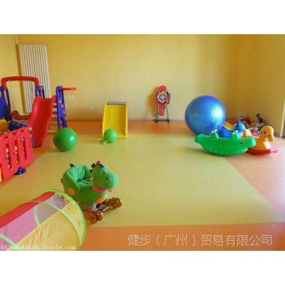 广州幼儿园pvc运动地板施工方案
