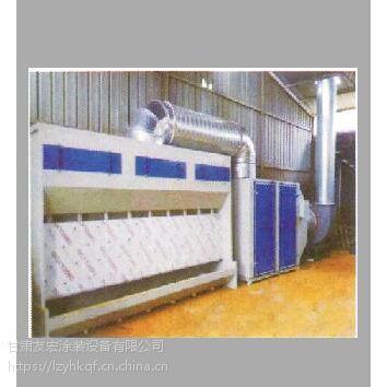 供甘肃天水废气过滤箱和白银除尘过滤器设计