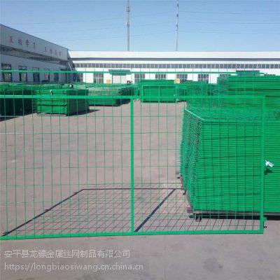 厂区围栏网 安平护栏网厂家 圈地铁丝网