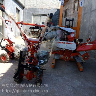 茂名柴油旋耕机产品资料 汽油微型耕地机 产能高