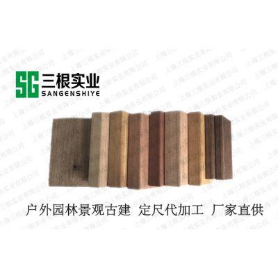 优质防腐木工程施工,防腐木五角亭子木材厂