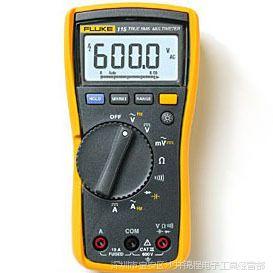 供应美国福禄克(FLUKE)115C  116  117  数字万用表