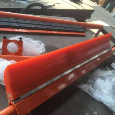 供应济宁安特力聚氨酯清扫器 高耐磨、高强度
