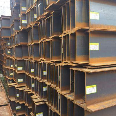 现货供应国标Q345B热轧津西H型钢400*200唐钢轻型非标H型钢300*150