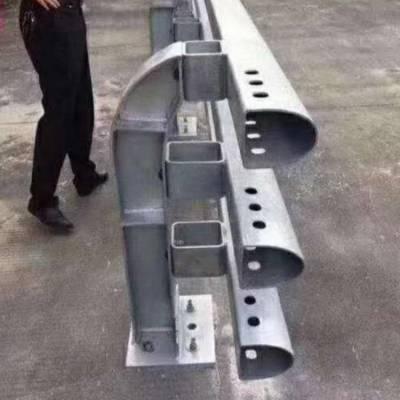 防撞护栏价格 防撞护栏哪家好 华企 公路防撞护栏厂家直销