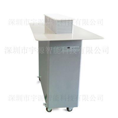 供应宇源智能吸烟室抽烟用空气净化器 分烟机厂家