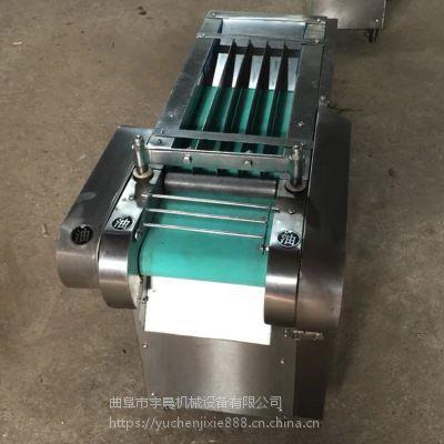 商用电动切笋机 萝卜切条机豆腐切丝机 宇晨海带切块机