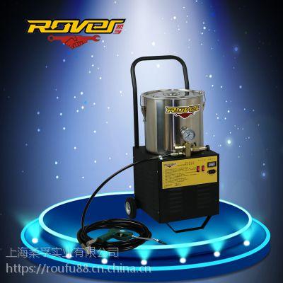 柔孚电动黄油机220V润滑油加注器20升黄油枪