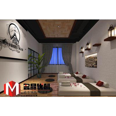 郑州酒店足浴装修设计公司,影院式酒店装修设计