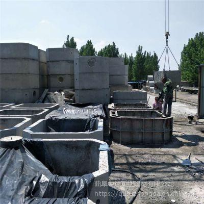 水泥预制成品化粪池哪家好 钢筋混凝土化粪池厂家