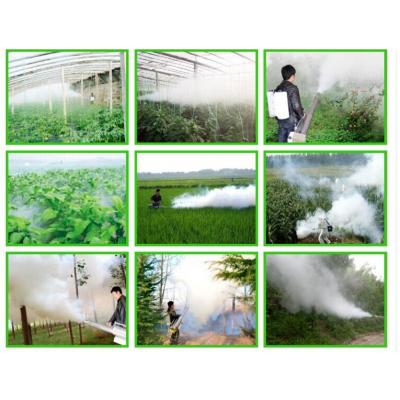 精品热销脉冲式水雾烟雾两用机 农用汽油大功率烟雾打药机