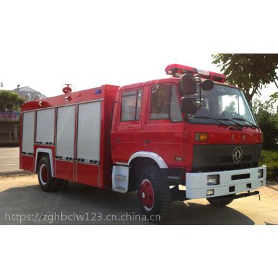 东风6吨水罐消防车价格全国配送