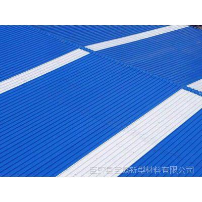 塑钢瓦安装要求_小波浪瓦的安装注意事项_PVC防腐瓦厂家