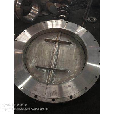 GSD941W烟道专用超高温水冷蝶阀