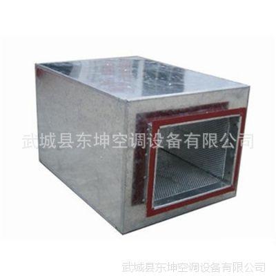 加工微穿孔板消声器 风机消声器 阻性复合型消声器 中央 空调消声