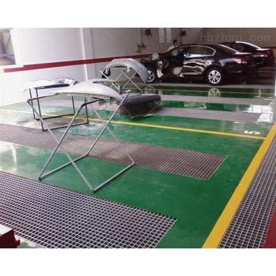 玻璃钢格栅盖板 排水格栅板使用寿命长