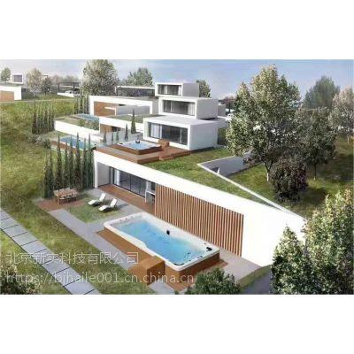 沈阳室外游泳池设计