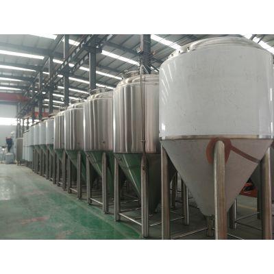 厂家直销自产自销1000升不锈钢啤酒设备自酿啤酒 精酿啤酒设备