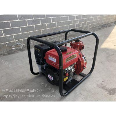 小型自吸抽水泵厂家 金源柴油机抽水泵