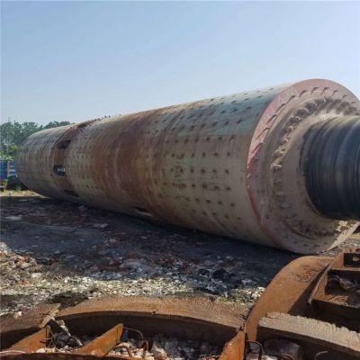 多种3.5x11m 3.5x10m中卸式柱磨机 石灰石球磨机 选矿设备