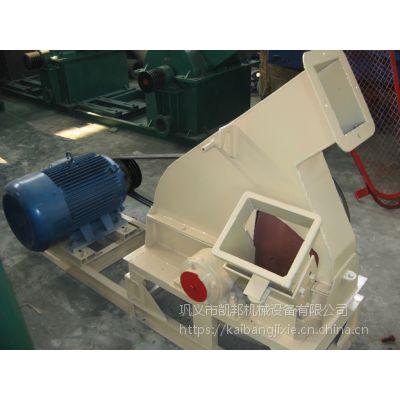 强力移动式竹片粉碎机价格 小型工业木材粉碎设备