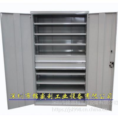 深圳 锦盛利GJG-1228 重型夹具柜,钢制量具柜,层板式治具柜