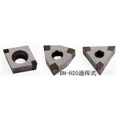 硬车加工淬火钢CBN刀具使工件表面粗糙度Ra1.6以内【华菱超硬CBN刀片耐磨抗冲击效率高】
