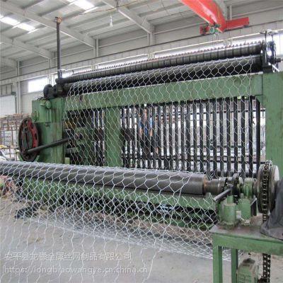 石笼网制作 包塑石笼网价格 格宾网笼防护