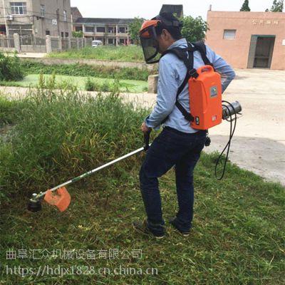 轻便型汽油割草机水稻 收割干净