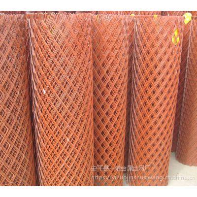 营口果园圈护用喷漆钢板网卷网型号、规格【一诺牌】可定做