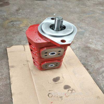 CBGJ高压齿轮泵济南液压泵CBGJ1020/1020打桩机液压齿轮泵
