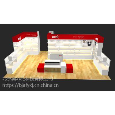 北京烤漆展柜制作服装展柜制作女装展柜制作男鞋展柜制作