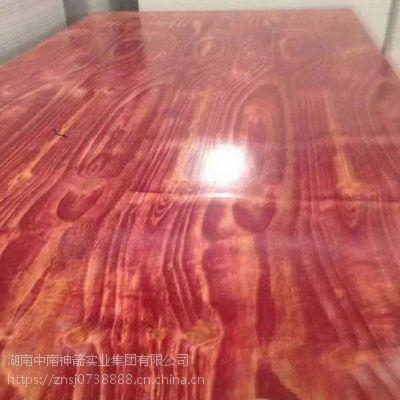 建筑模板不开胶不起层 桉木材质 中南神箭厂家直销 就近配送