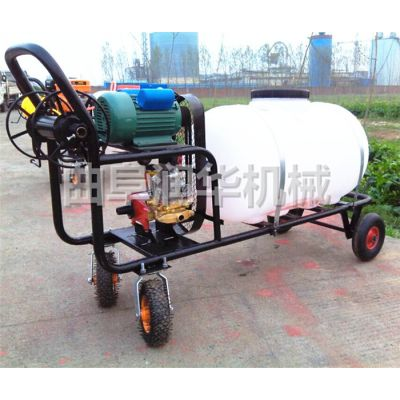 农用果树打药机 高压拉管式喷雾机 喷药均匀的喷雾器