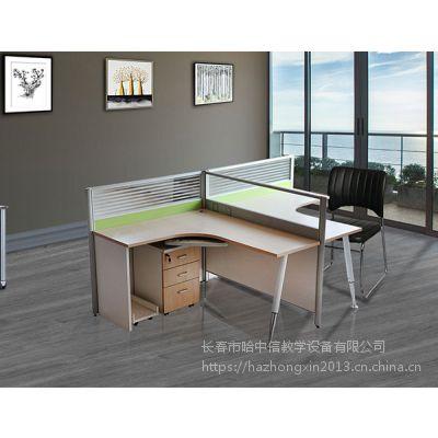长春办公桌生产新款式旧款打折出售