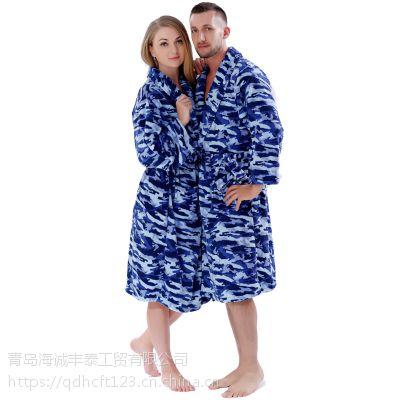 舒棉绒睡裙生产厂家 北京睡衣加盟 海诚丰泰juice mate