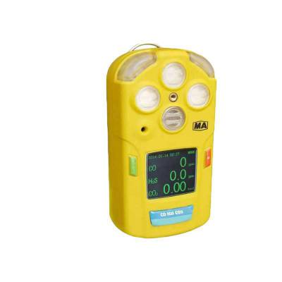 山能多参数气体测定器矿用CD4多参数气体检测仪证件齐全