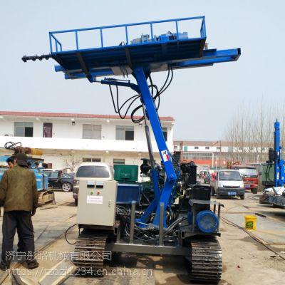 济宁定做锚杆钻机新型护坡钻机