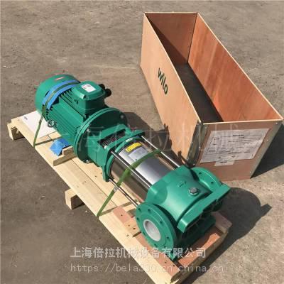 冷热水循环泵MVI1614德国威乐15kw什么价格