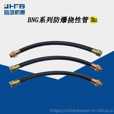 BNG系列防爆挠性连接管6分防爆穿线管700mm 厂家直销/宜鸿电器