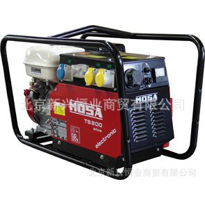 意大利莫萨汽油发电电焊机组TS200BS/EL MOSA汽油发电电焊机