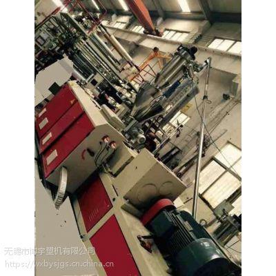 PVC三合一地板设备采用新领先技术