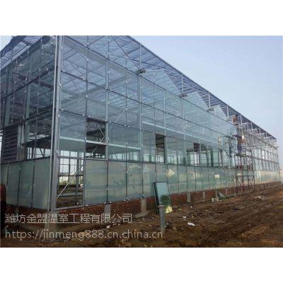玻璃温室如何通风