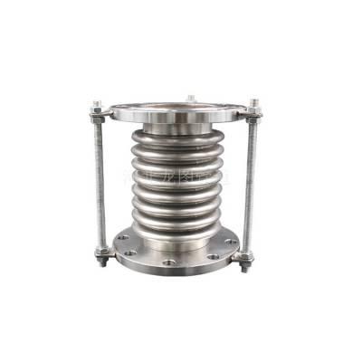 供热管道DN300 PN25不锈钢圆形金属补偿器