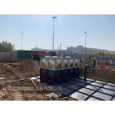广东SYSW大模块地埋式箱泵一体化厂家