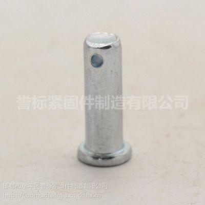 河南国标销轴厂/塔机专用穿销轴件