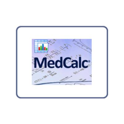 【MedCalc   医学统计软件】正版价格,医学专用的统计计算软件,睿驰科技一级代理
