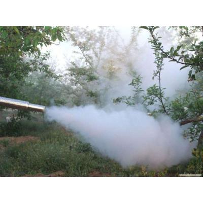 脉冲动力YD牌烟雾机果园大棚果树稻田打药机锂电池双管